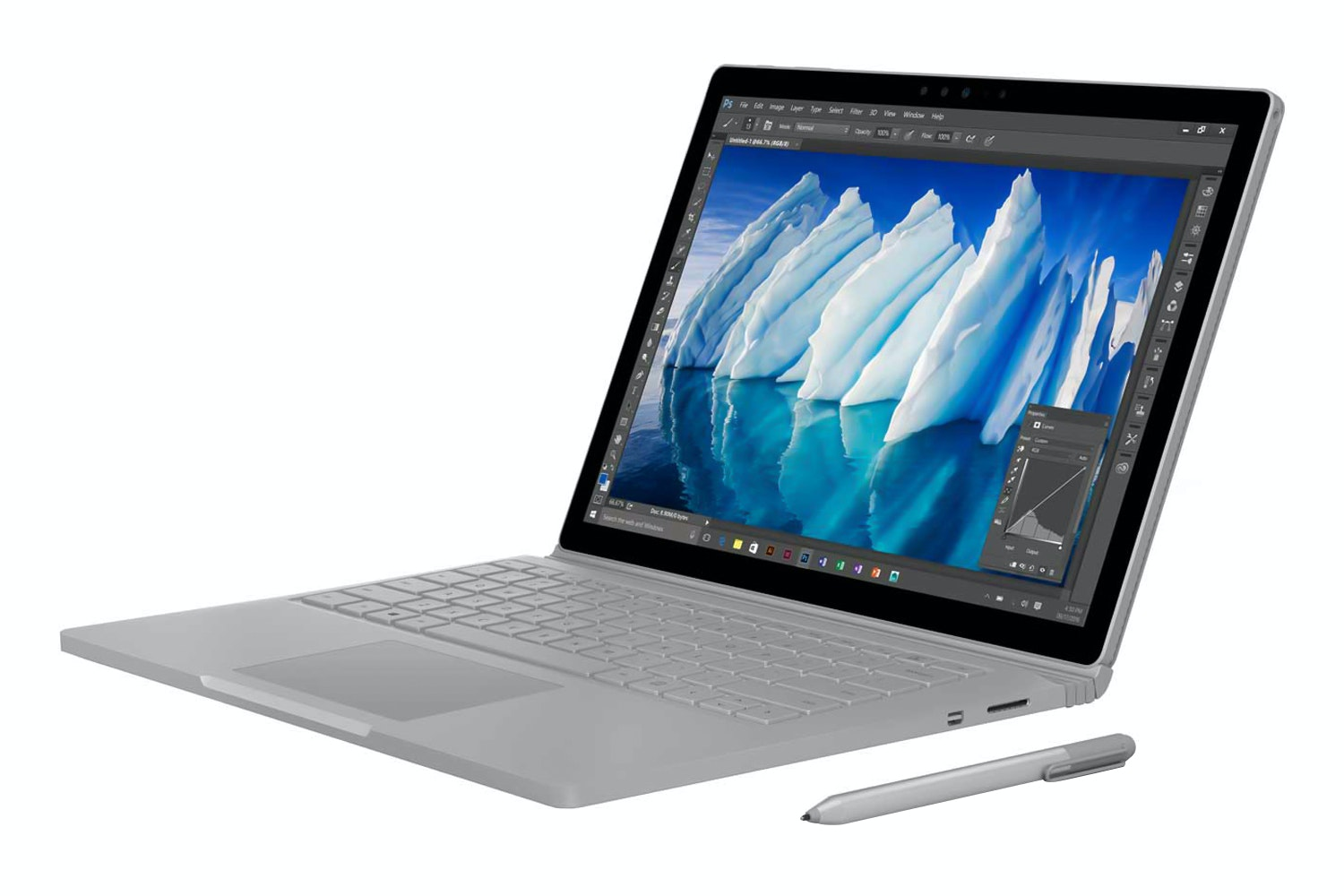"Microsoft Surface Book 15.6"" Intel Core i7 