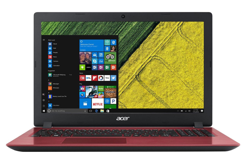 """Acer A114-31 Pentium 4GB 64GB 14"""" Red"""