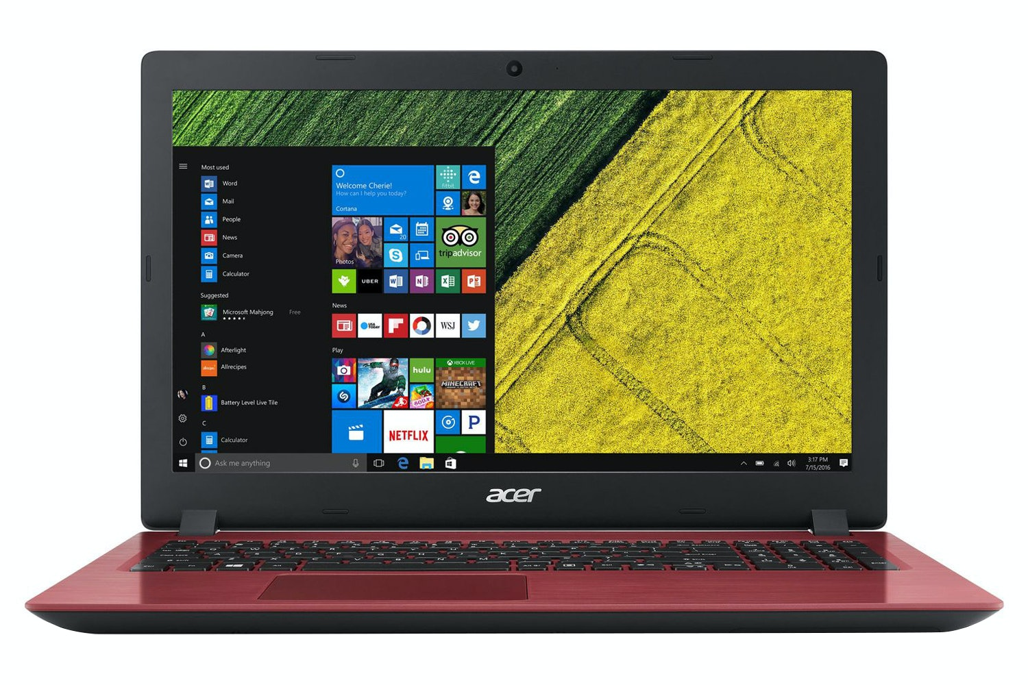 "Acer Aspire 3 15.6"" Core i3 