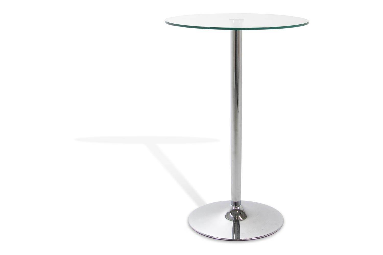 Becky Bar Table | Clear