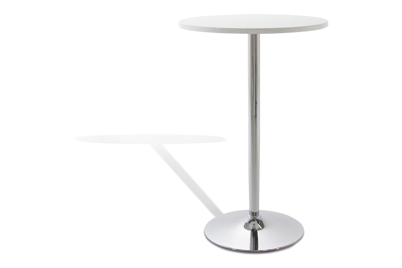 Becky Bar Table   White