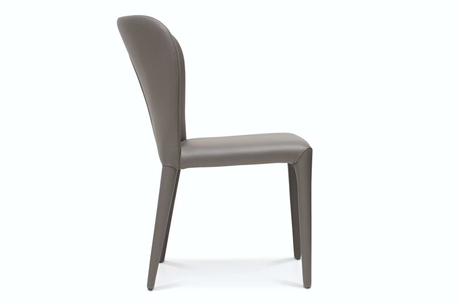 Aletta Dining Chair | Dark Grey