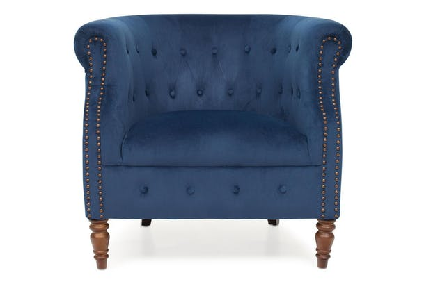 Kyoto Tub Chair | Royal Blue