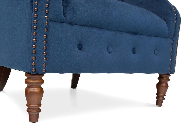 Kyoto Tub Chair   Royal Blue   Ireland