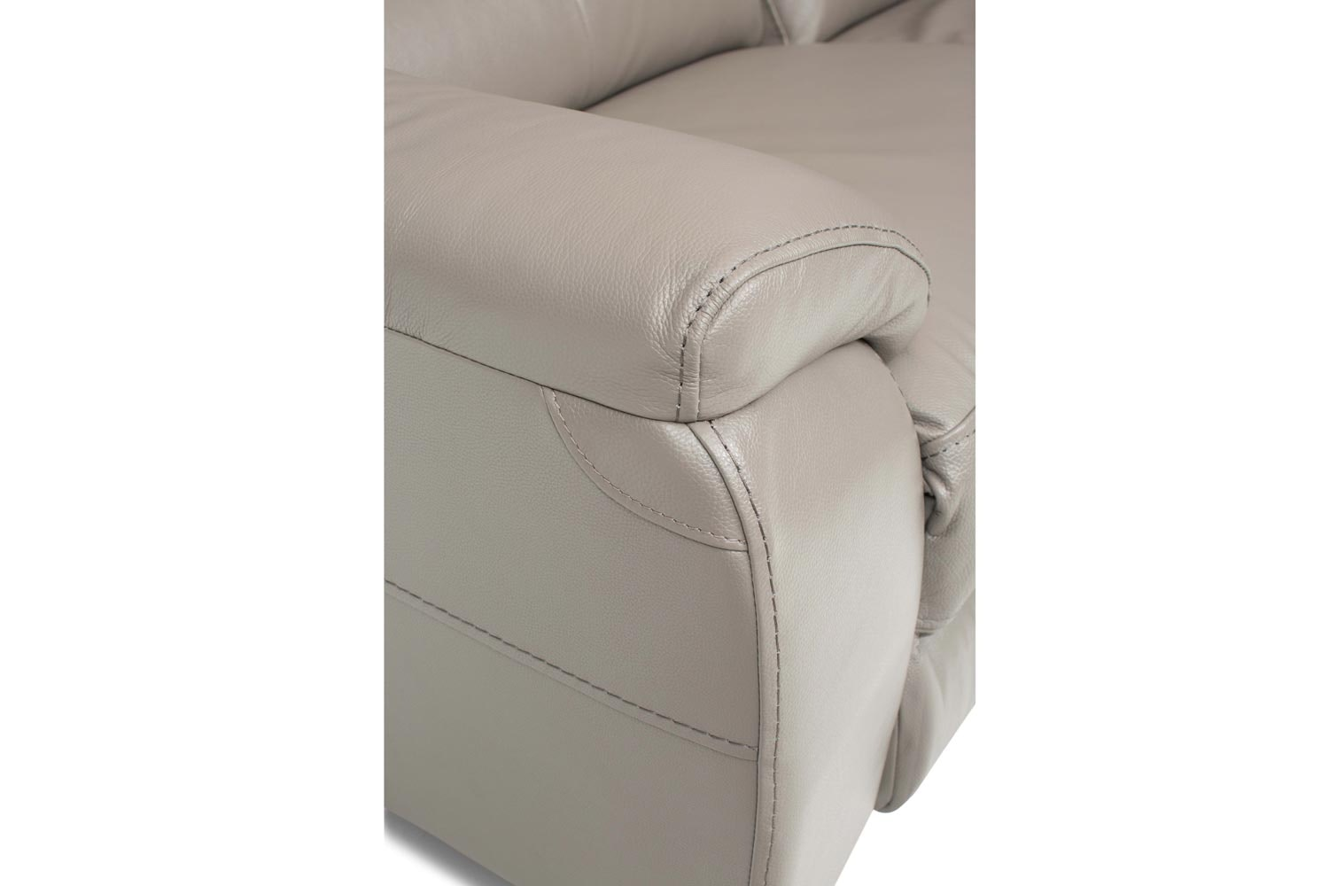 ... Yvezza 3 Seater Electric Recliner Sofa| 5 Colour Options ...  sc 1 st  Harvey Norman & Yvezza 3 Seater | Grey | Ireland islam-shia.org