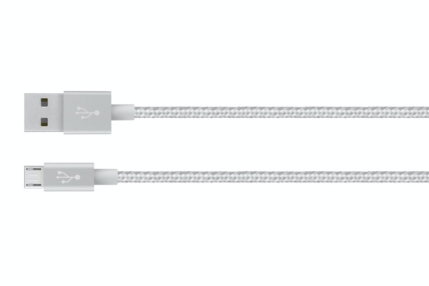 Belkin Mixit Micro USB Cable | Silver