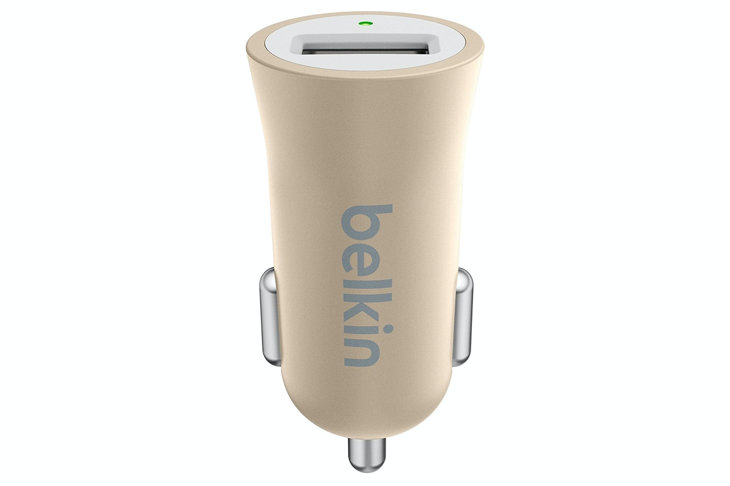 Belkin Premium USB Car Charger | Gold