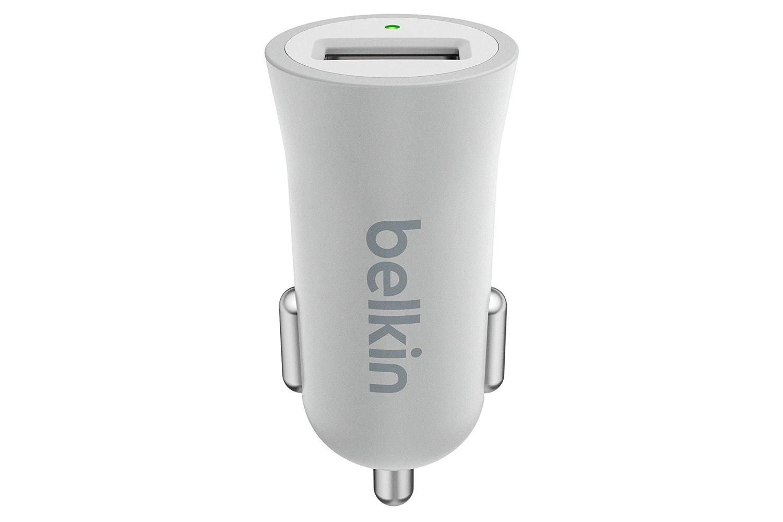 Belkin Premium USB Car Charger | Silver