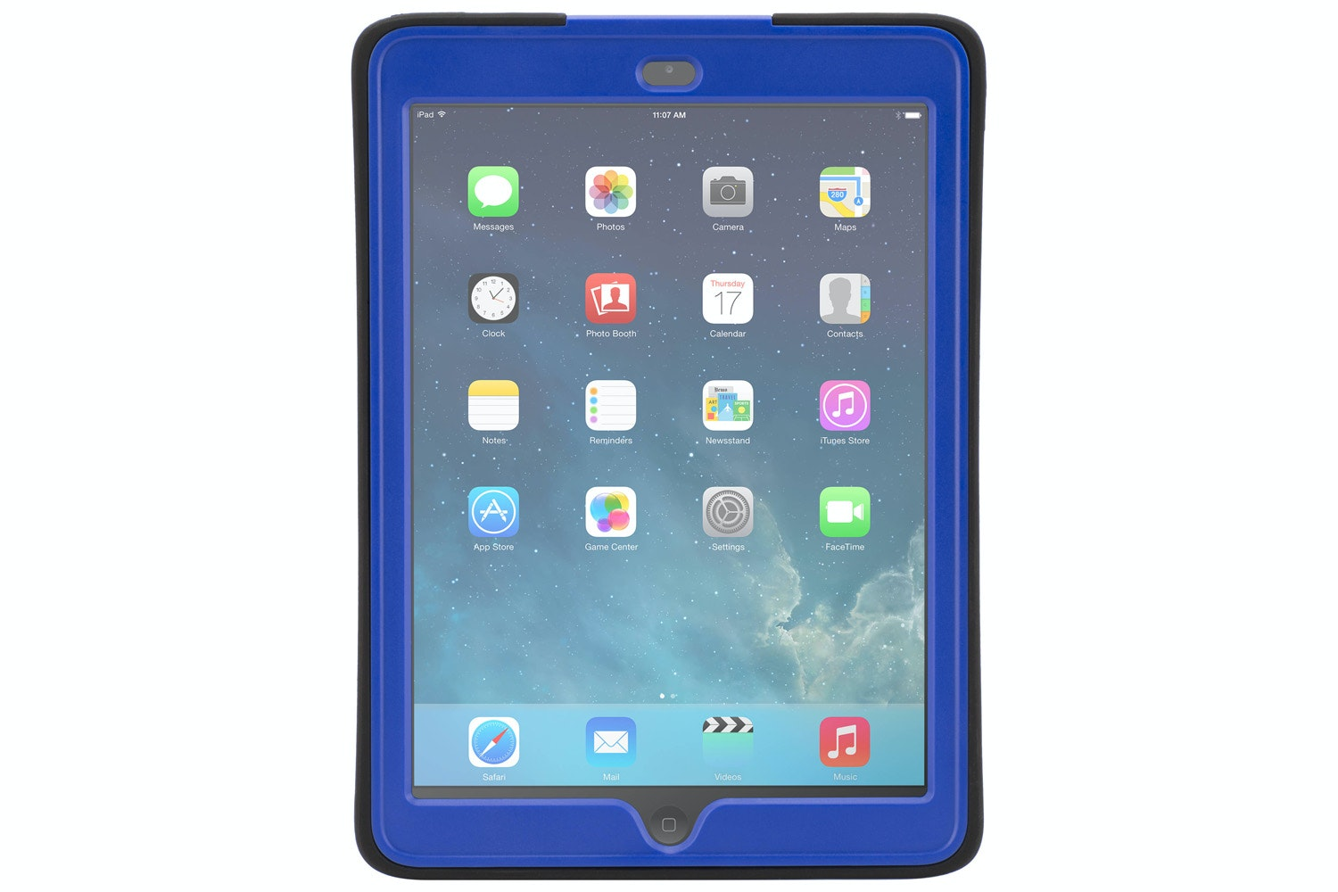 Griffin Survivor Slim iPad Mini 4 | Black & Blue
