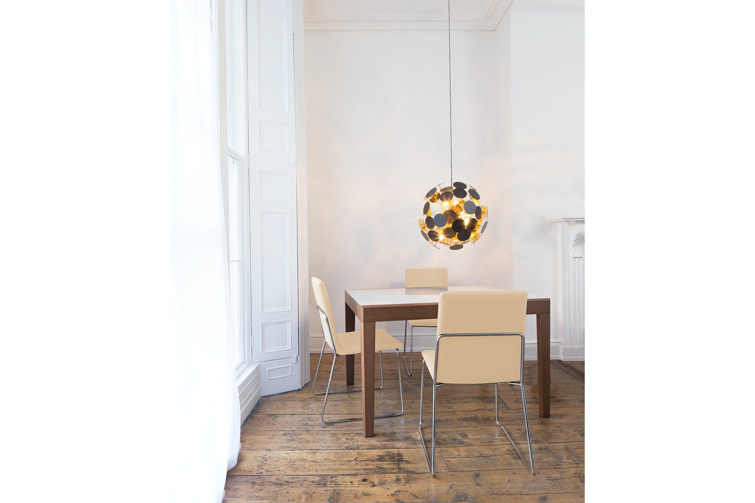 Luna Dining Chair | Sand