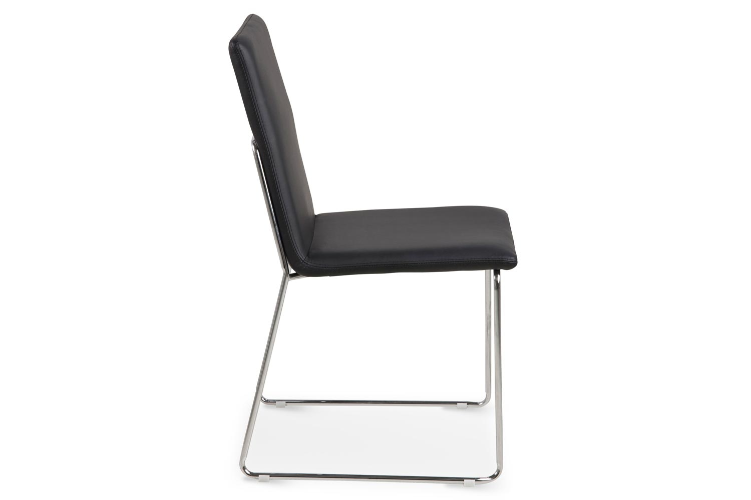 Luna Dining Chair | Black