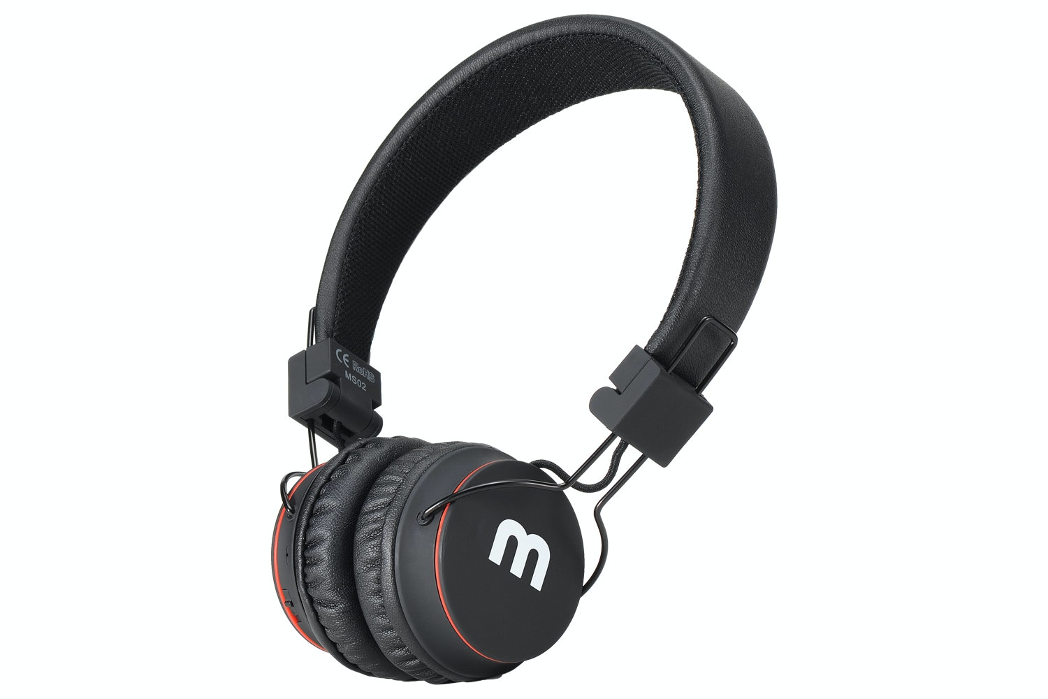 MobiMountain Wireless Over-Ear HeadPhones | Black
