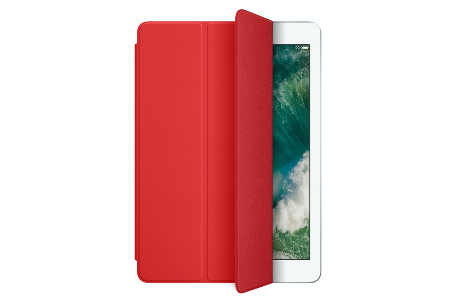 Apple iPad Smart Cover | Red