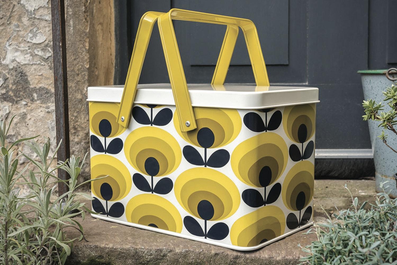 Orla Kiely  - 70'S Flower Tool Box