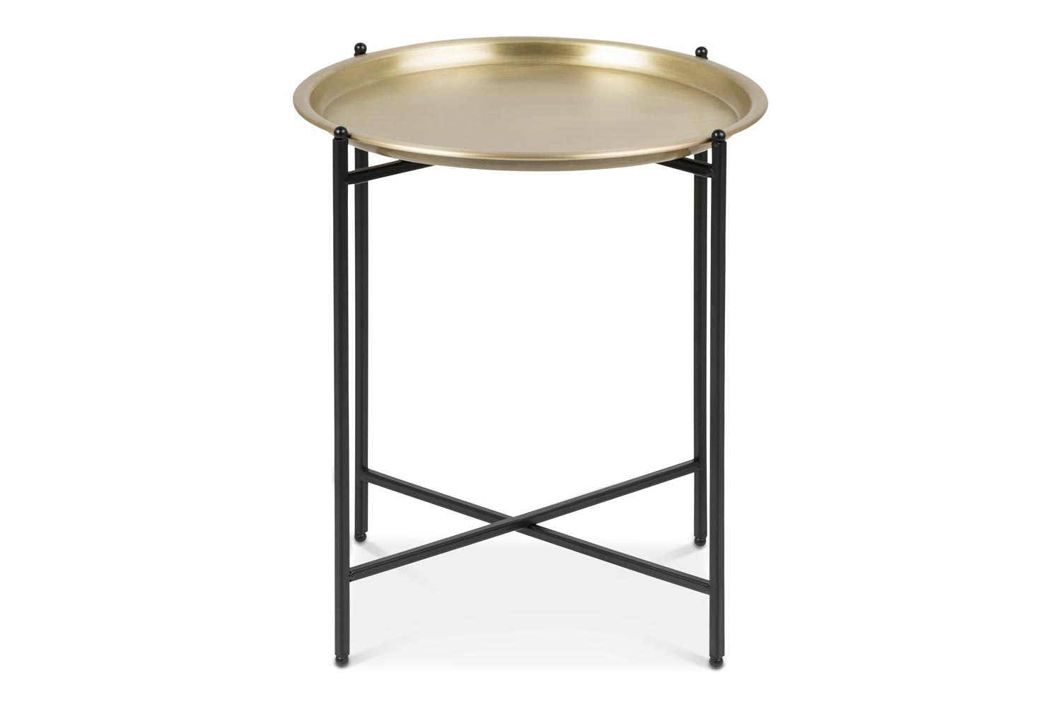 Osborn Lamp Table | Brass