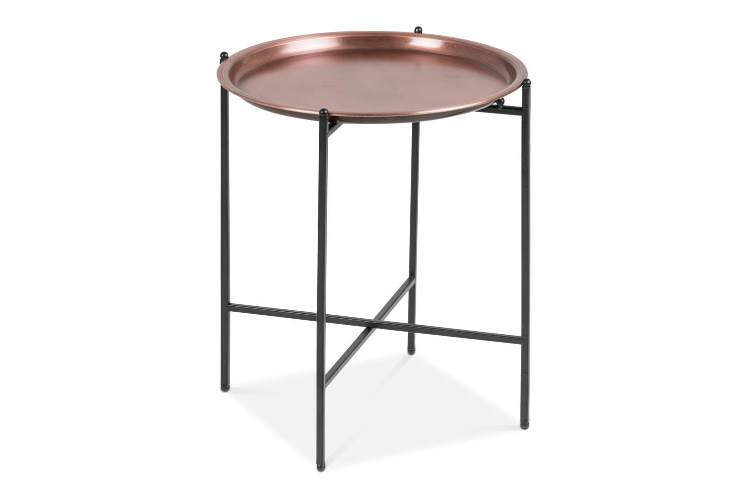 Osborn Lamp Table | Copper
