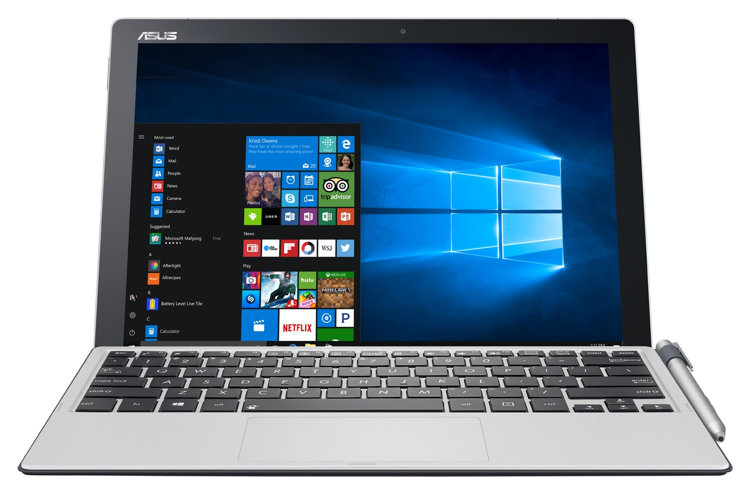 "Asus Transformer Pro T304UA 12.6"" Core i5-7200U 
