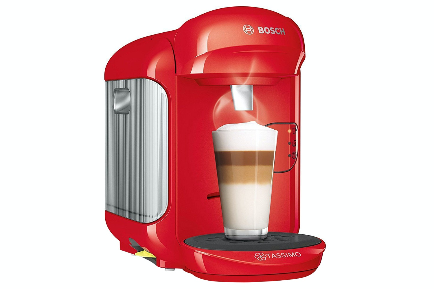 Bosch Tassimo Vivy Coffee Machine | TAS1403GB | Red