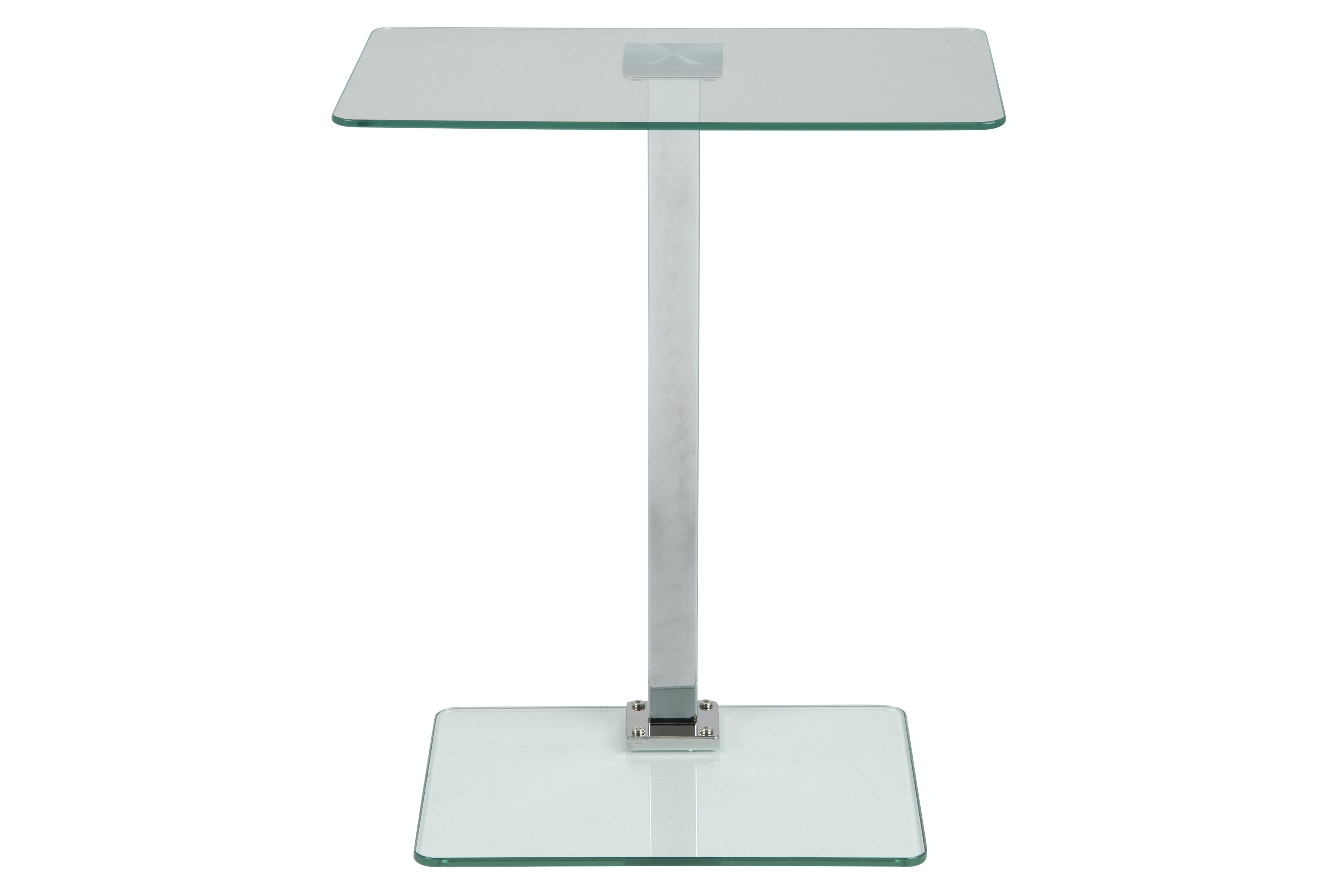 Wilfred Laptop Table | Clear