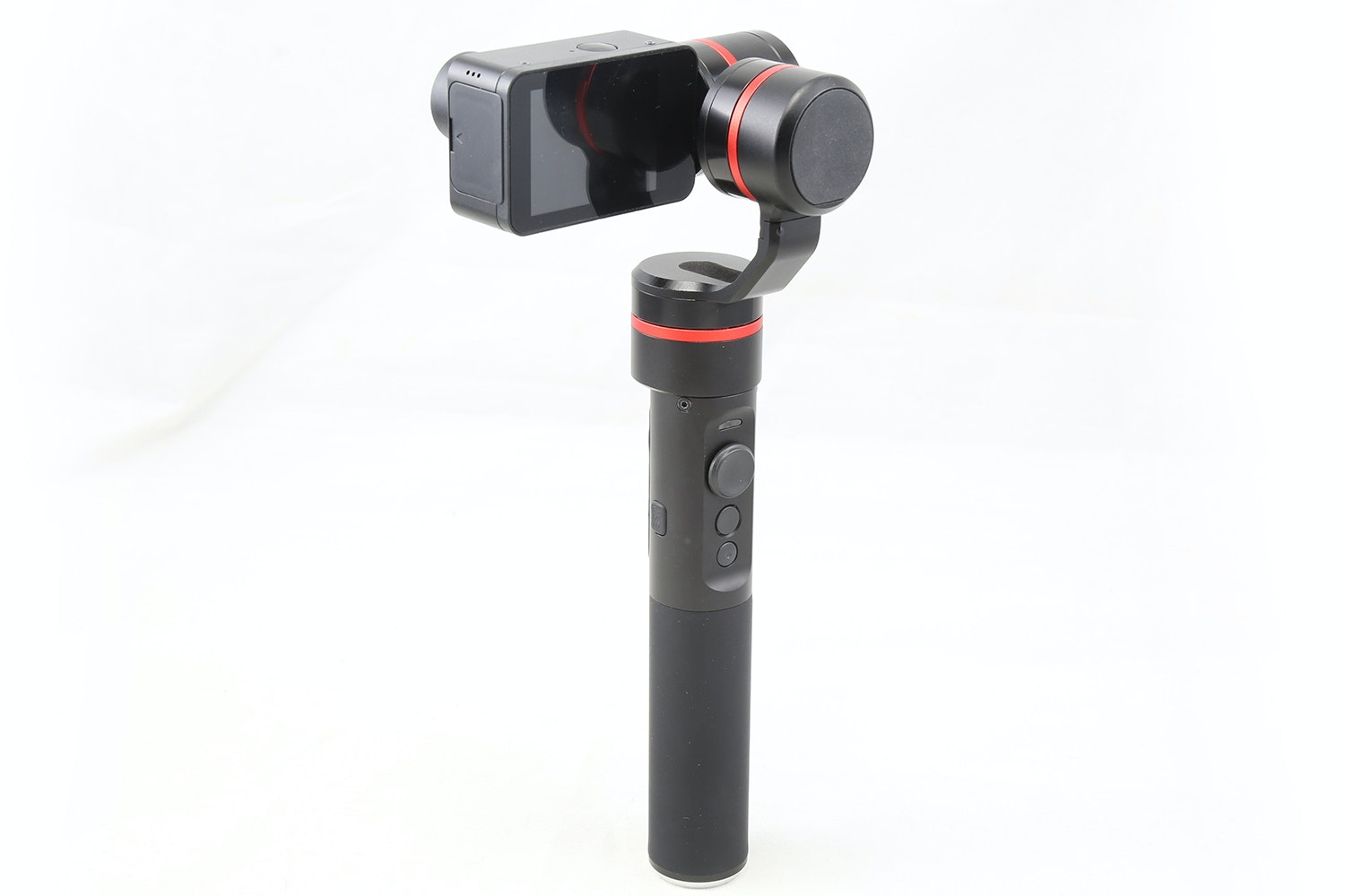 Feiyutech Summon Gimbal with built in Action Cam
