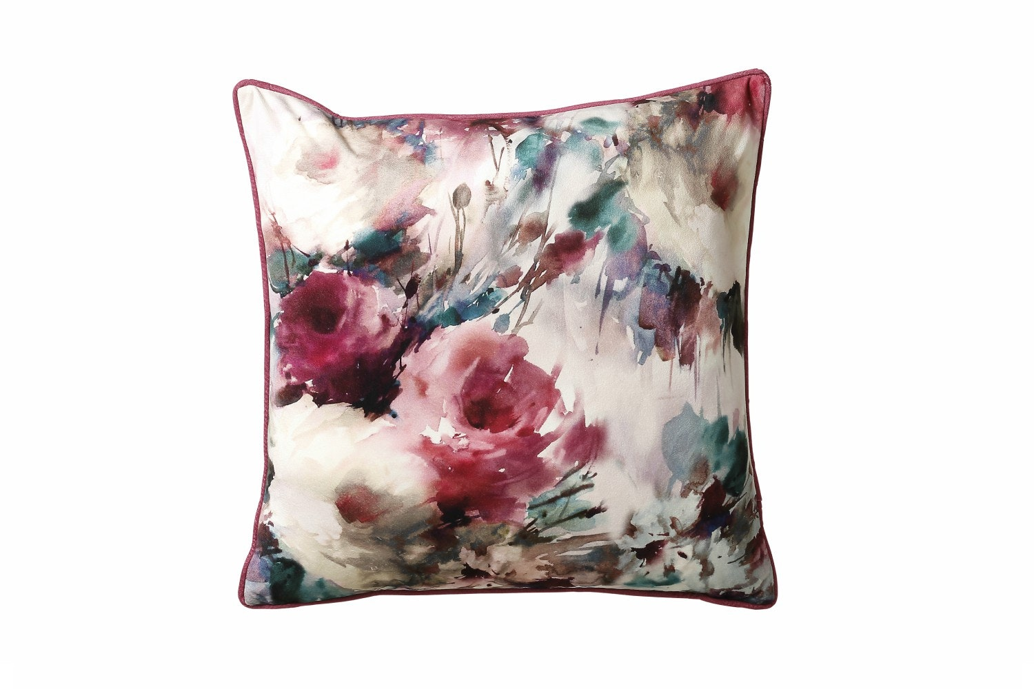 Isla Cushion 45x45cm | Blush