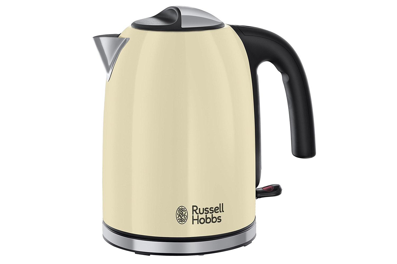 Russell Hobbs 1.7L Colours Plus Kettle | Cream