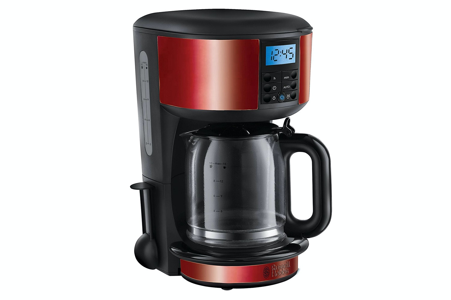 Russell Hobbs Legacy Coffee Maker | Red