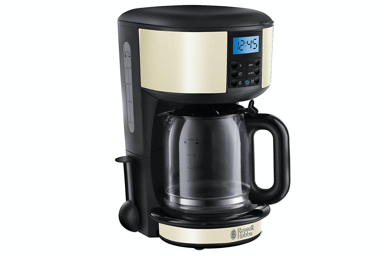 Russell Hobbs Legacy Cream Coffee Maker | 20683