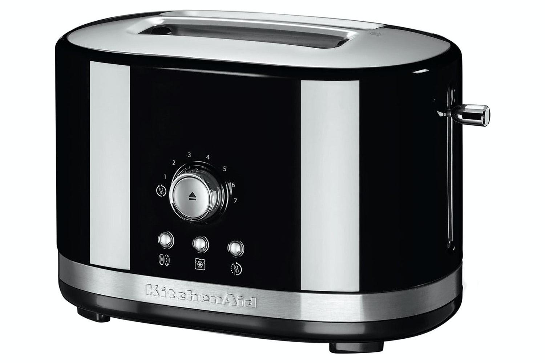 Kitchenaid 2 Slot Manual Toaster   5KMT2116BOB