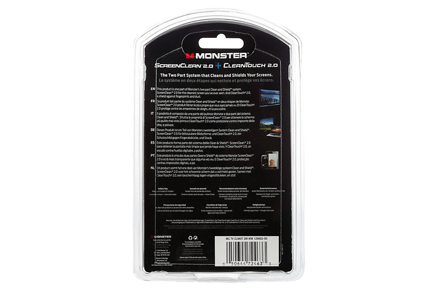 Monster Screen Cleaner Small 2.0