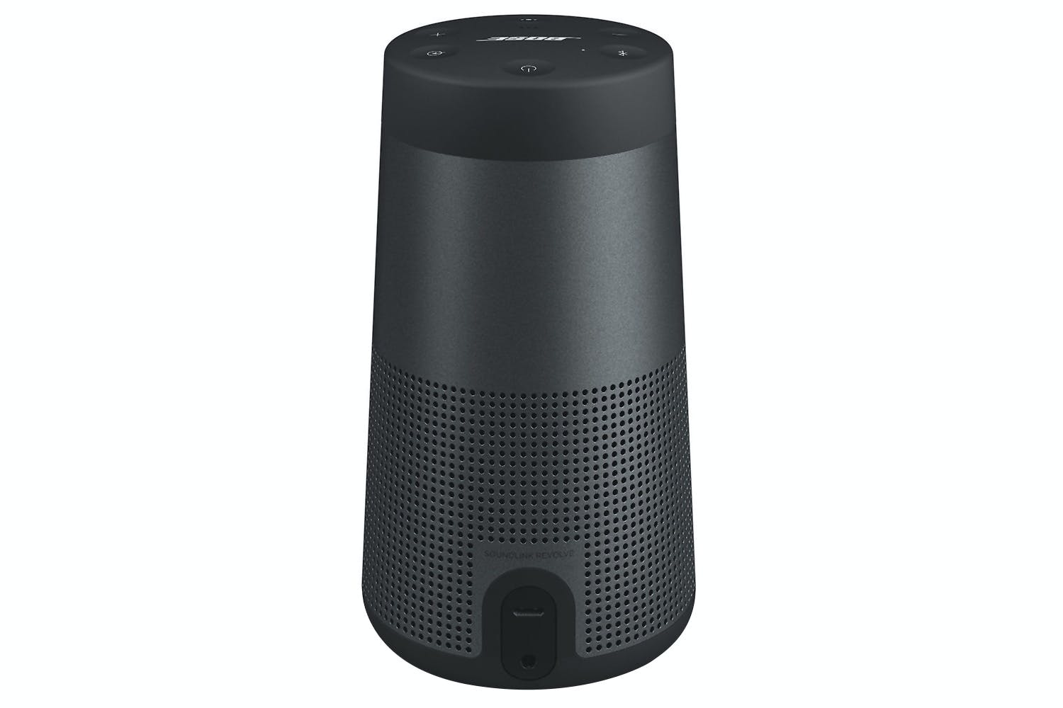 Bose SoundLink Revolve Portable Bluetooth Speaker | Black