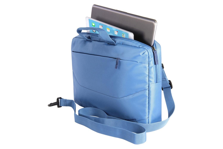 "Tucano 15.6"" Idea Slim Laptop Bag   Blue"