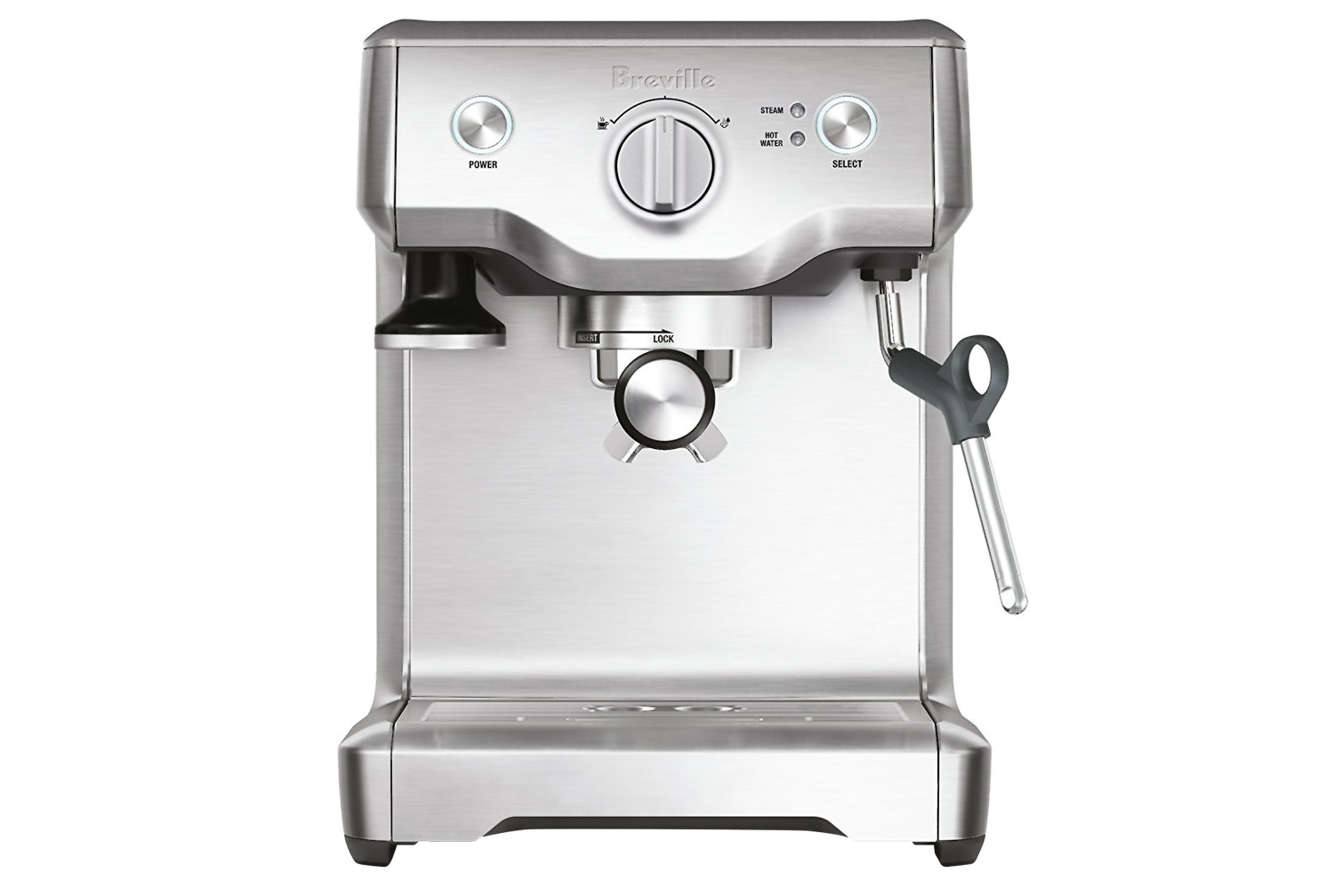 Breville Duo-Temp Pro Espresso Machine | BES810BSS | Stainless Steel