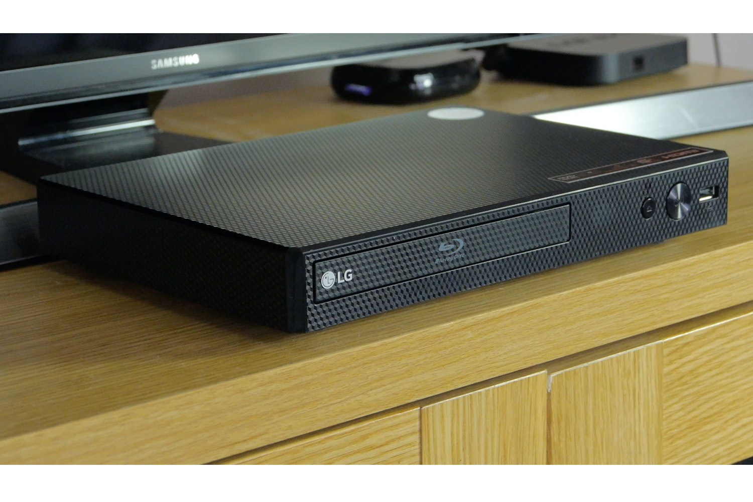 LG Smart Wifi Bluray Player | BP350