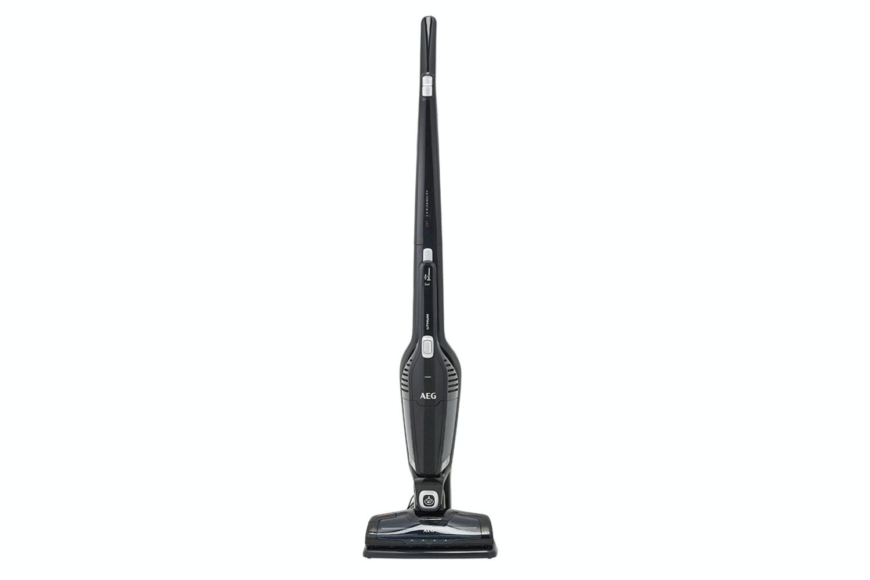 AEG Ergorapido Steel Vacuum Cleaner   Black
