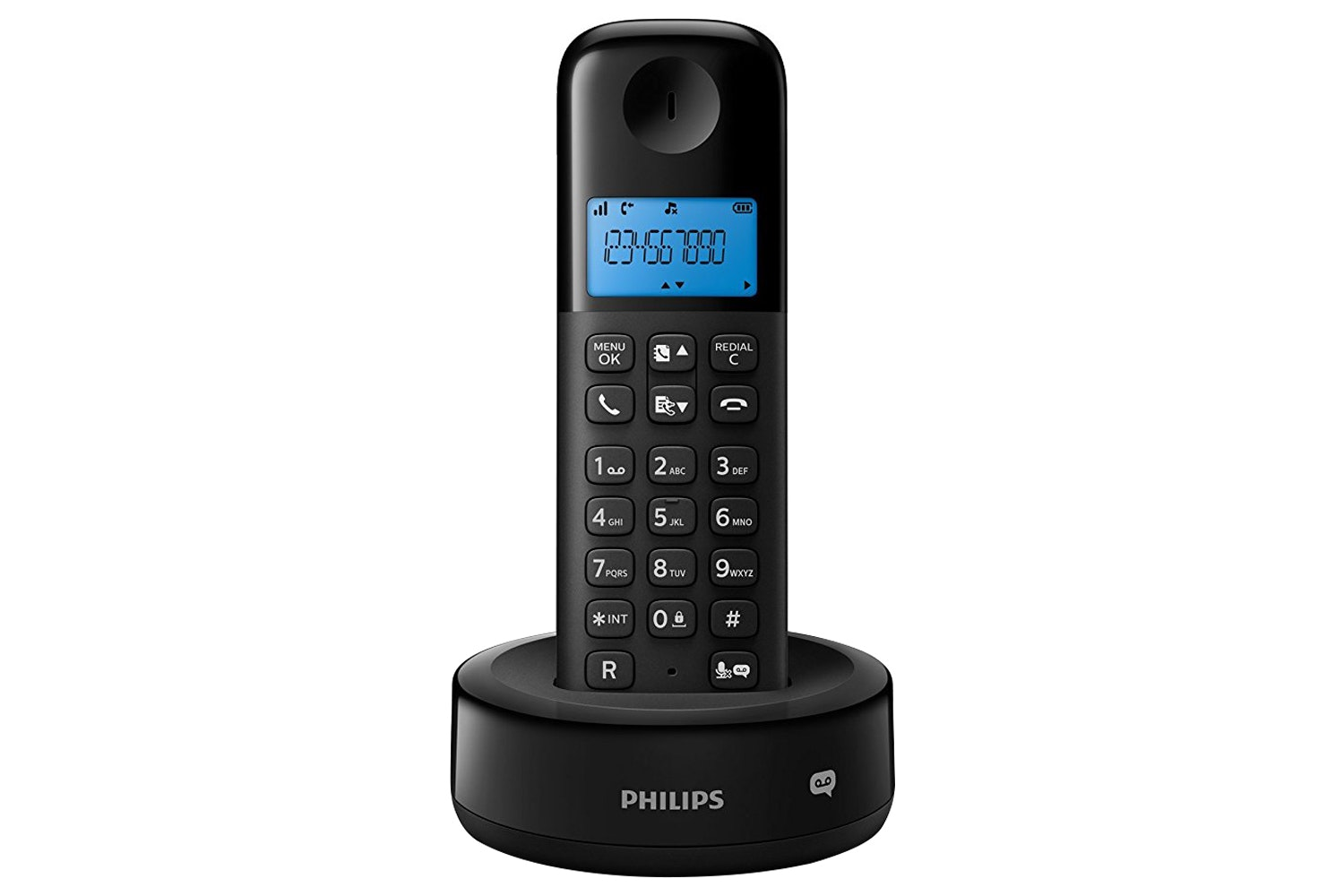 Philips Twin Pack Cordless Phone | D1352B/05