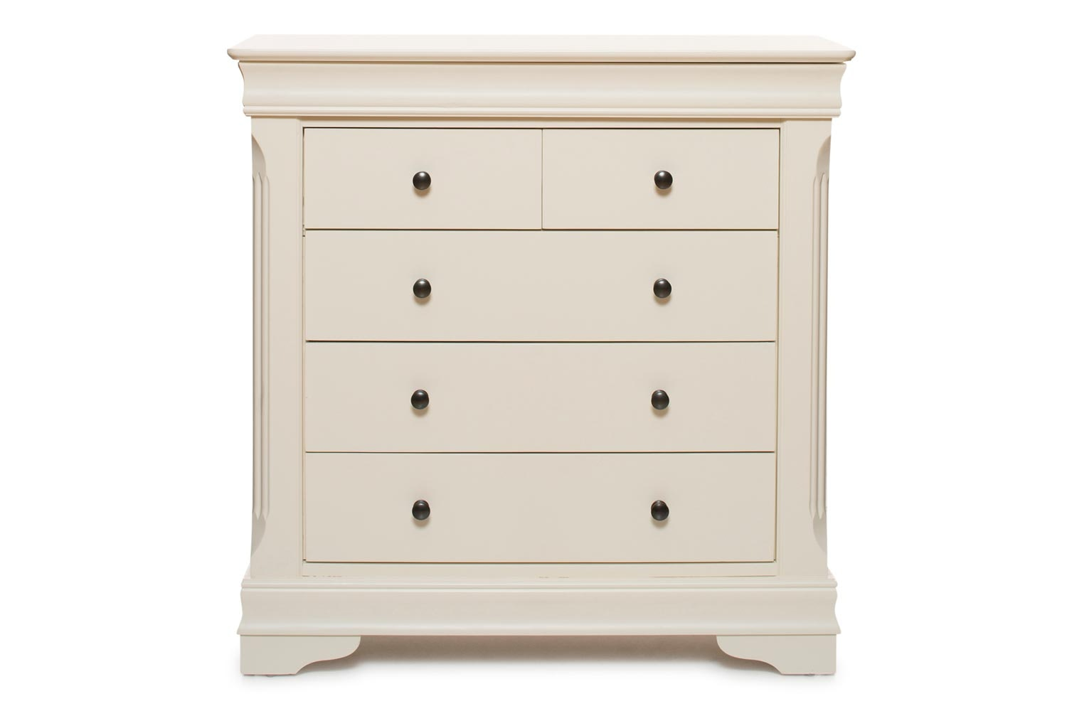 Chantelle 6 Drawer Chest | Creme