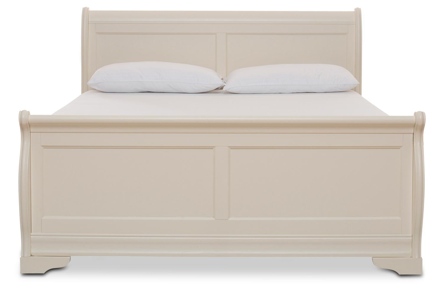 Chantelle Bed Frame | 4ft6 | Creme
