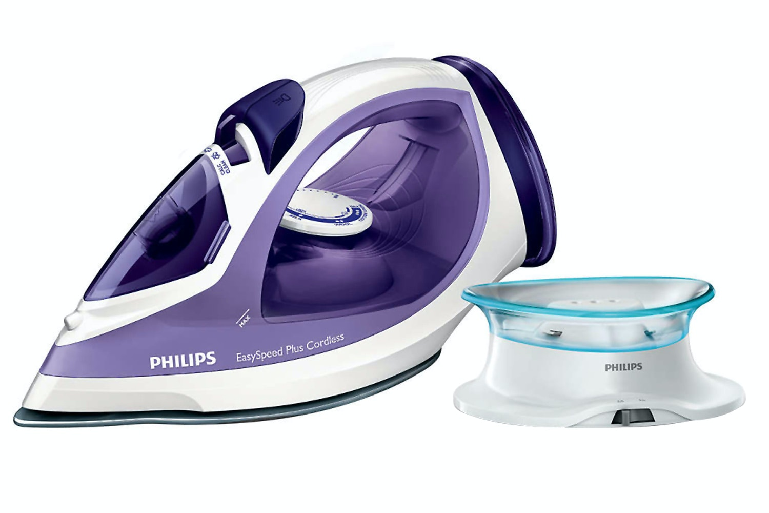 Philips Easy Speed Plus Cordless Steam Iron | GC2086/30