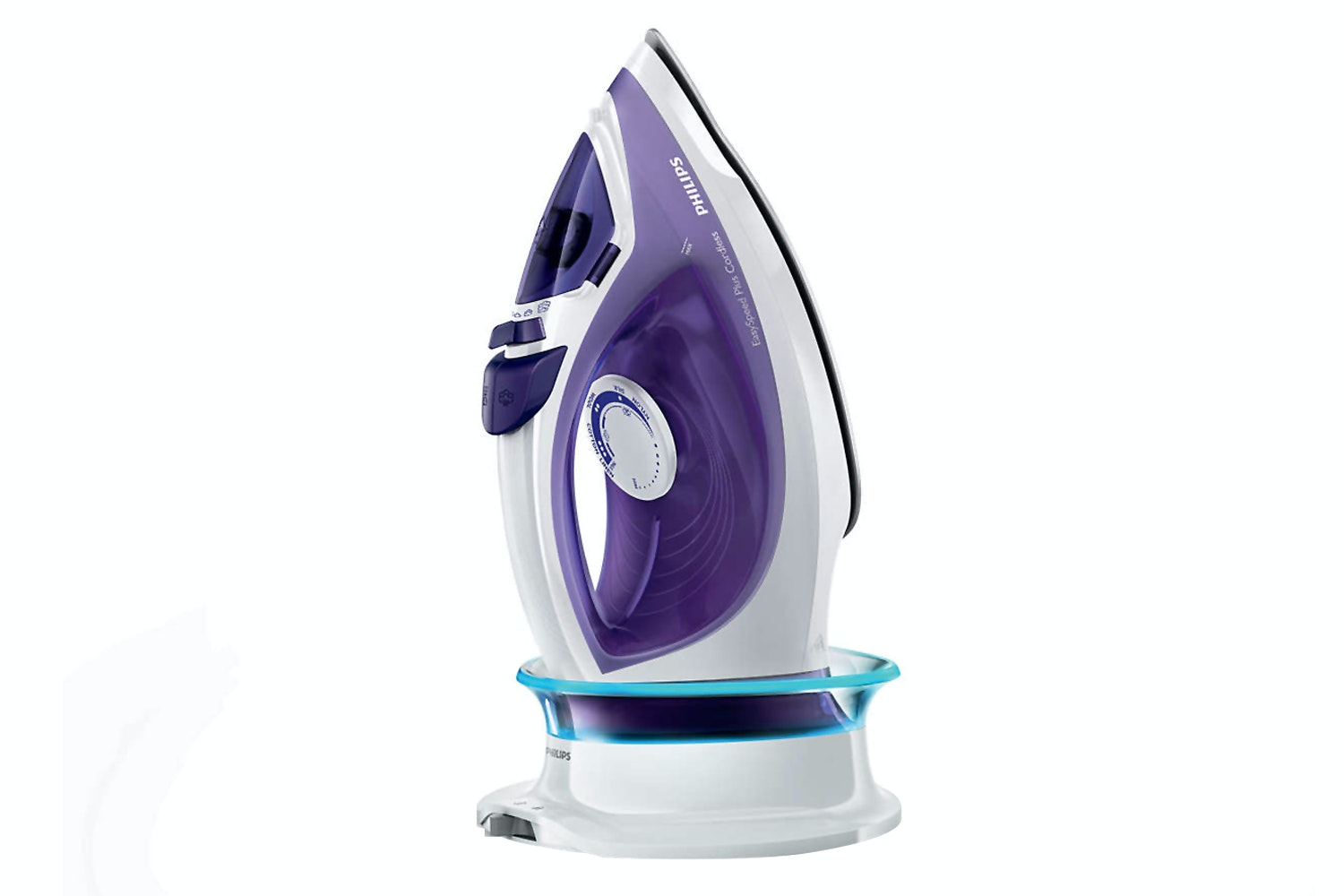 Philips 2400W Easy Speed Plus Cordless Steam Iron | GC2086/30