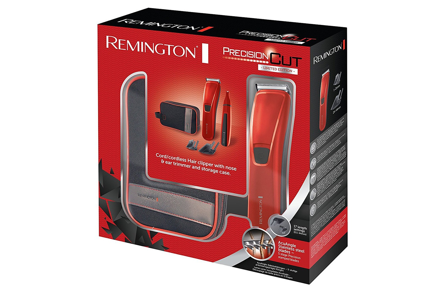 Remington Precision Cut Hair Clipper Gift Set | HC5302