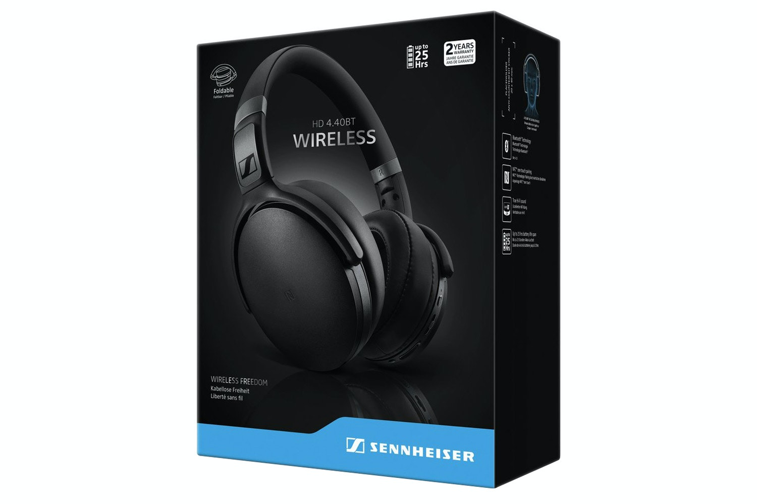 Sennheiser Wireless Bluetooth Headphones | HD4.40BT