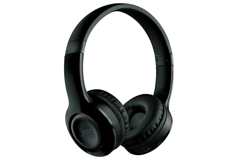 Jam Transit Lite Wireless Bluetooth Headphones Black