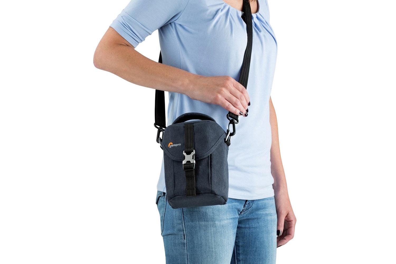 Lowepro Scout 100 Camera Shoulder Bag | Blue