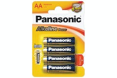 Panasonic Bronze AA Batteries | 4 Pack