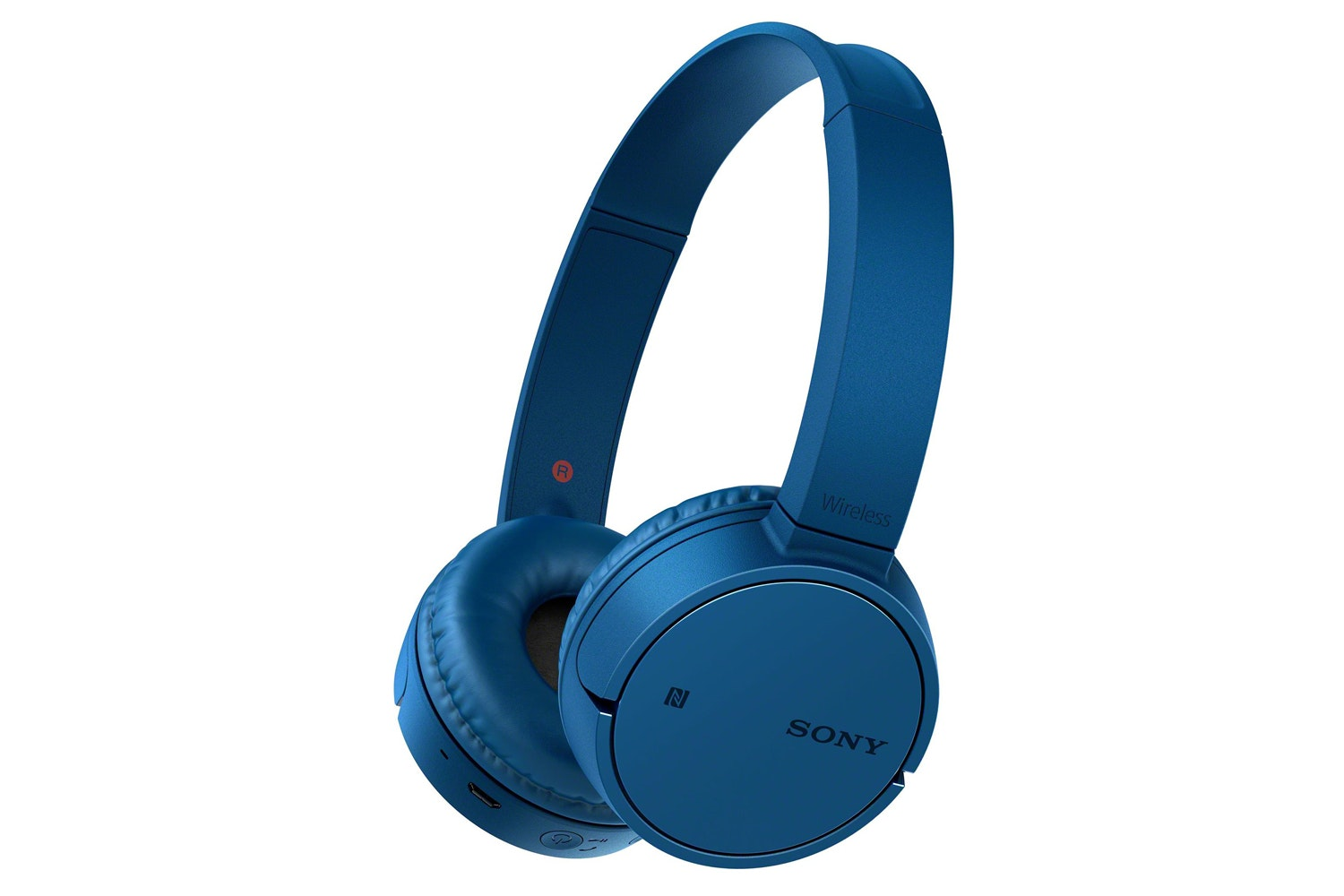 Sony Bluetooth NFC Headphones Blue | MDRZX220BTL.CE7
