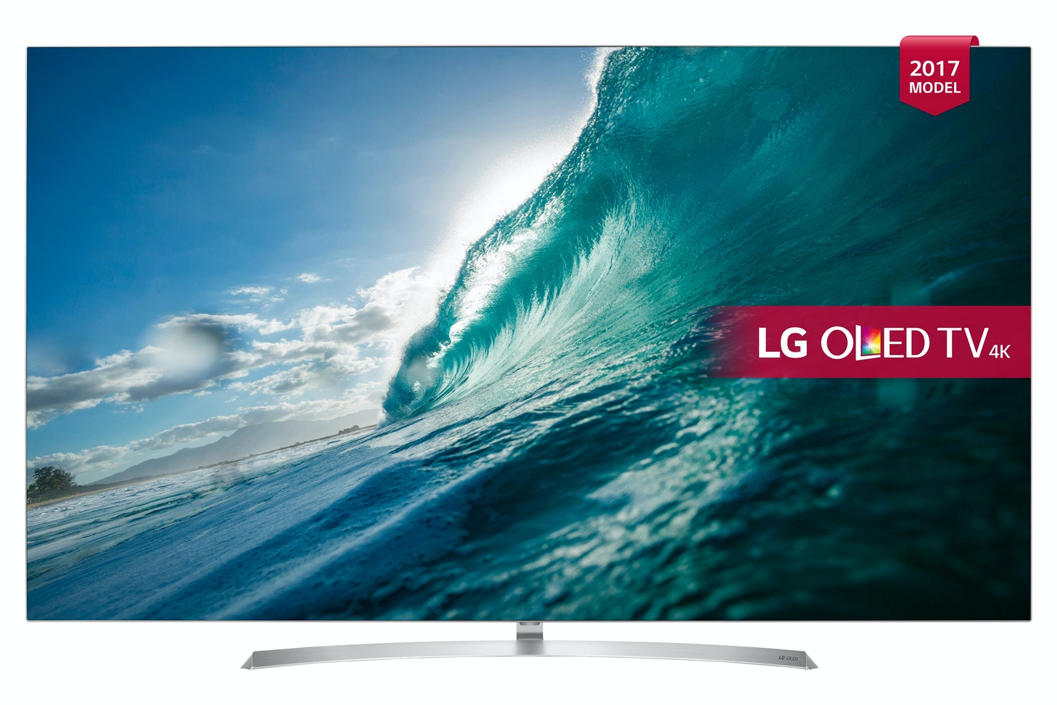 "LG 65"" OLED HDR 4K Ultra HD Smart TV 