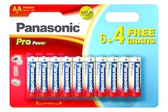 Panasonic Pro Power AA Alkaline Battery | PPGLR6