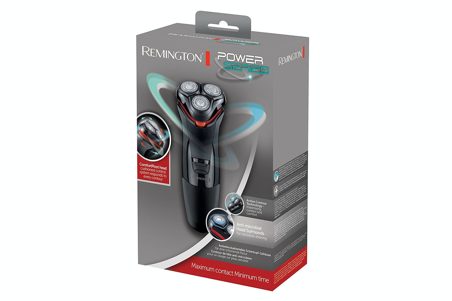 Remington Power Series Rotary Men's Electric Shaver | PR1330
