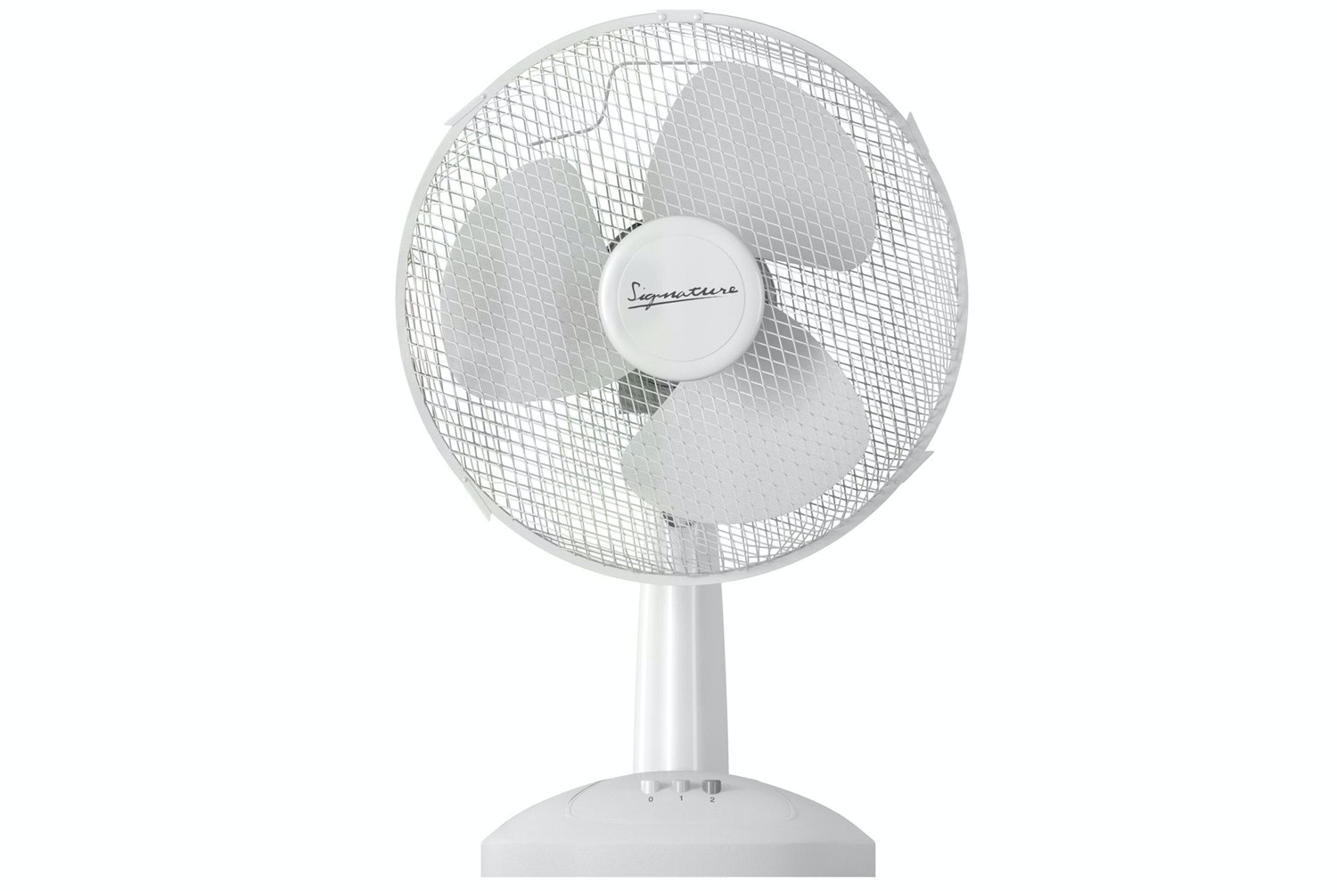 "Signature 9"" Cooling Desk Fan 